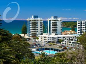 Oceanside Resort & Twin Towers..