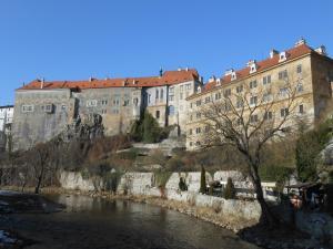 Pension Nostalgie, Guest houses  Český Krumlov - big - 58