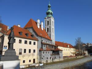 Pension Nostalgie, Guest houses  Český Krumlov - big - 32