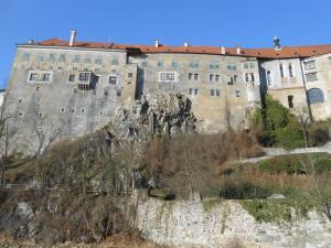 Pension Nostalgie, Guest houses  Český Krumlov - big - 45