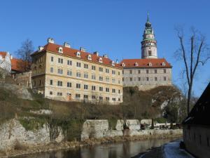 Pension Nostalgie, Guest houses  Český Krumlov - big - 47