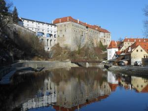 Pension Nostalgie, Guest houses  Český Krumlov - big - 49