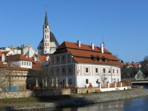 Pension Nostalgie, Guest houses  Český Krumlov - big - 50