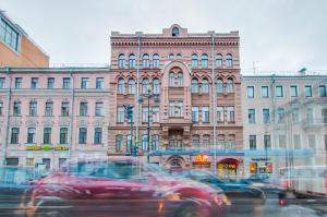House with Lions on Nevsky prospekt