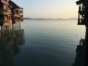 Langkawi Lagoon Resort Water Chalet by De Lagoon, Üdülőtelepek  Kampung Padang Masirat - big - 19