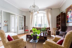 Апартаменты «onefinestay - Neuilly private homes», Париж