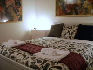 Al Vico n.3, Bed and Breakfasts  Florencie - big - 24