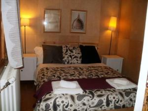 Al Vico n.3, Bed and Breakfasts  Florencie - big - 18