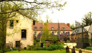 Aux Jardins des Thevenets - Accommodation - Espinasse-Vozelle