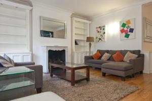 Adam's Row Mayfair Apartment