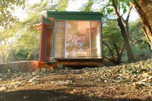Casa Rural Aroma de Campo, Bed & Breakfasts  Curubandé - big - 33
