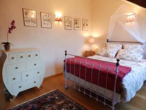 Chambres d'Hôtes Logis de l'Etang de l'Aune, Bed & Breakfasts  Iffendic - big - 14