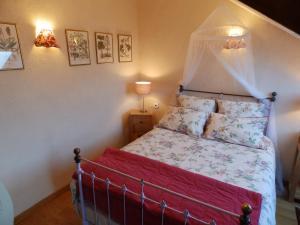 Chambres d'Hôtes Logis de l'Etang de l'Aune, Bed & Breakfasts  Iffendic - big - 16
