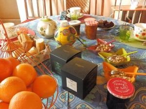 Chambres d'Hôtes Logis de l'Etang de l'Aune, Bed & Breakfasts  Iffendic - big - 88