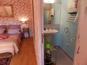 Chambres d'Hôtes Logis de l'Etang de l'Aune, Bed & Breakfasts  Iffendic - big - 11