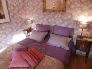 Chambres d'Hôtes Logis de l'Etang de l'Aune, Bed & Breakfasts  Iffendic - big - 10