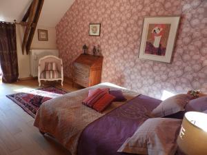 Chambres d'Hôtes Logis de l'Etang de l'Aune, Bed and breakfasts  Iffendic - big - 30