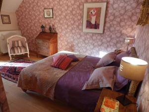 Chambres d'Hôtes Logis de l'Etang de l'Aune, Bed and breakfasts  Iffendic - big - 32