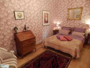 Chambres d'Hôtes Logis de l'Etang de l'Aune, Bed and breakfasts  Iffendic - big - 31