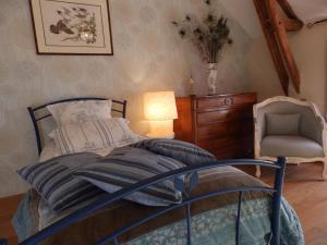 Chambres d'Hôtes Logis de l'Etang de l'Aune, Bed & Breakfasts  Iffendic - big - 26