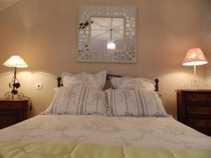 Chambres d'Hôtes Logis de l'Etang de l'Aune, Bed & Breakfasts  Iffendic - big - 50