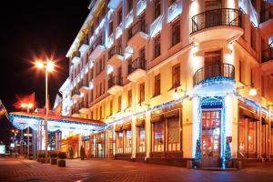Отель Europe - фото 2