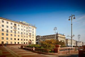 Отель Минск - фото 14