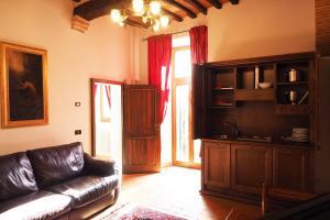 La Casina di Cagnano, Apartmány  Montepulciano - big - 14
