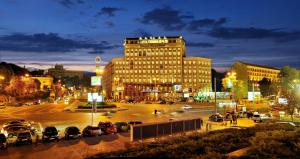 Отель Dnipro Budget