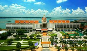 ホテル カンボジアナ