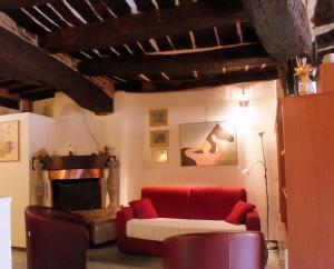 In The Heart of Montepulciano, Апартаменты  Монтепульчано - big - 5