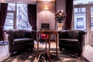 Париж - Hotel De Senlis