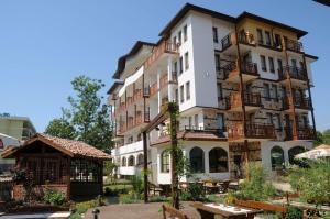 Hotel Hanat, Szállodák  Szent Konstantin és Elena - big - 33