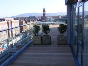 Pavilion View, Апартаменты  Дублин - big - 8