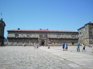 Parador de Santiago - Hostal Reis Catolicos - Hotel - Santiago de Compostela