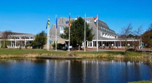 Appartement De Zeehond Amelander-Kaap, Апартаменты  Холлум - big - 39