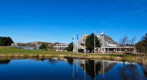 Appartement ZEEDUIN - Amelander Kaap, Apartmány  Hollum - big - 66