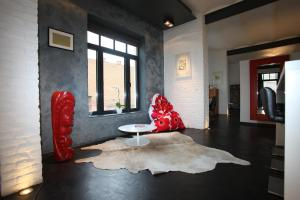 Apartment Loft chocolaterie, Apartmány  Brusel - big - 35