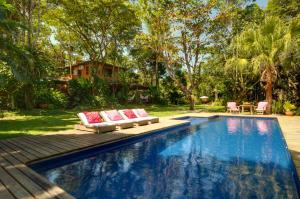 Casa Natureza Brasil Guest House, Penzióny  Arraial d'Ajuda - big - 45