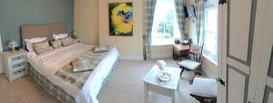 Keats Cottage, Bed & Breakfast  Shanklin - big - 31