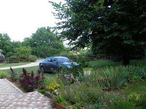 La Rouquette Marcoux, Dovolenkové domy  Beauville - big - 17