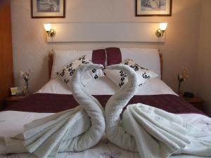 Knighton Lodge, Pensionen  Skegness - big - 28