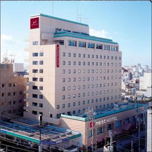 obrázek - Nest Hotel Matsuyama