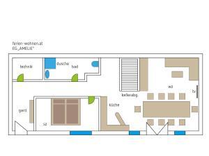 ferien-wohnen, Apartments  Mautern - big - 17