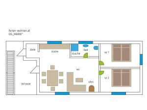 ferien-wohnen, Apartments  Mautern - big - 18