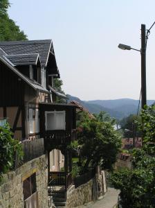 Wehlener Landhaus in Stadt Wehlen, Sächsische Schweiz