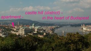 Buda Castle Apartments(Budapest)