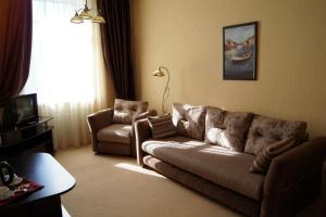 Отель Причал - фото 23