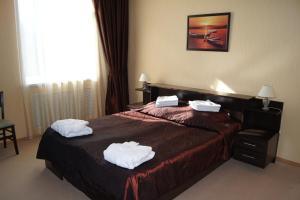 Отель Причал - фото 26