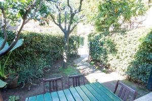 The Palatine Garden Apartment